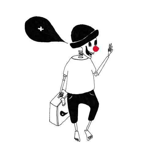 Death Positiv · Trauerbegleitung · Verena Brunnenbauer · Illustration: Katja Seifert