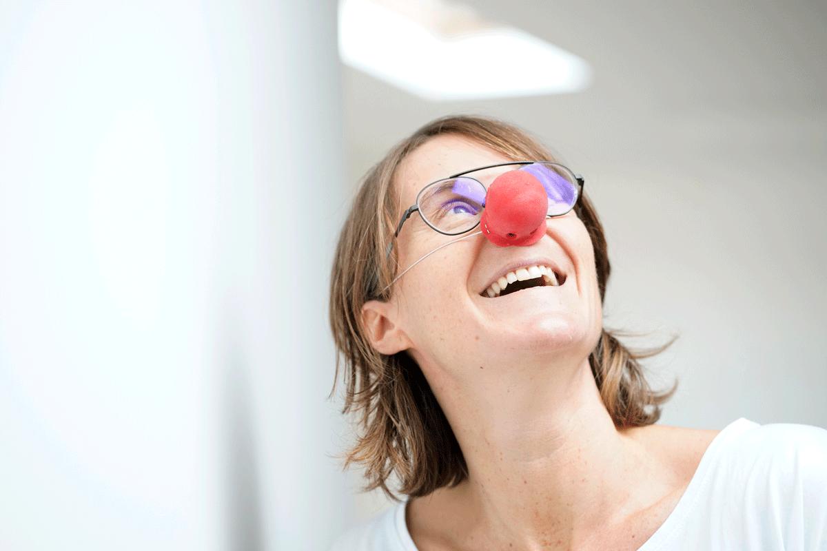Death Positiv · Workshops · Verena Brunnenbauer · Foto: Reinhard Winkler